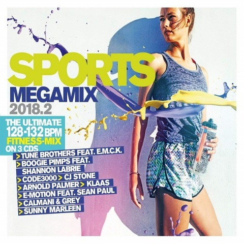 Sports Megamix 2018 Vol.2