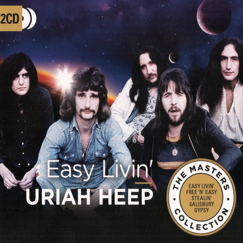 Uriah Heep - Easy Livin' [2CD Limited Edition] 2018 скачать альбом в формате FLAC (Lossless)