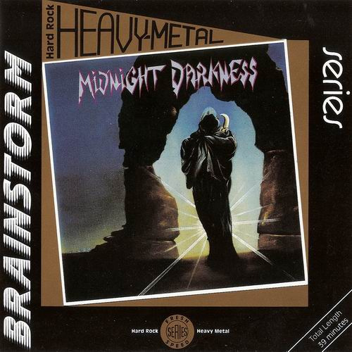Midnight Darkness - Holding The Night [Reissue]