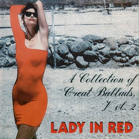 Lady In Red Vol.2 [A Collection Of Great Ballads] 1996 FLAC скачать торрентом