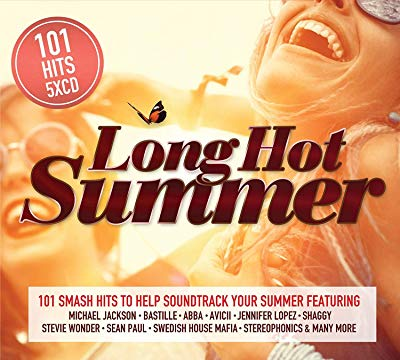 101 Hits - Long Hot Summer [5CD]