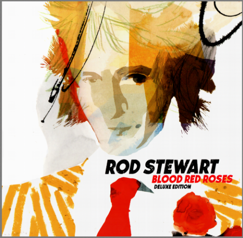 Rod Stewart - Blood Red Roses [Deluxe Edition] 2018 скачать альбом в формате FLAC (Lossless)