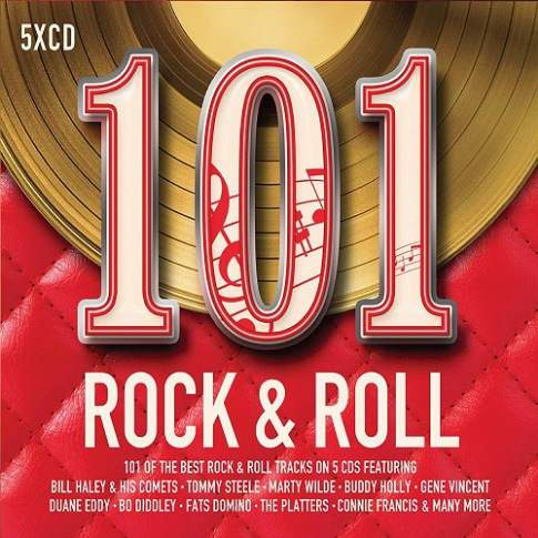 101 Rock And Roll [5CD]