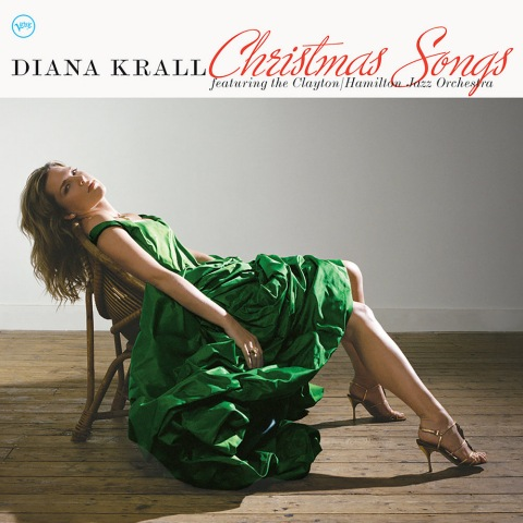 Diana Krall - Christmas Songs [Masering YMS VIII]