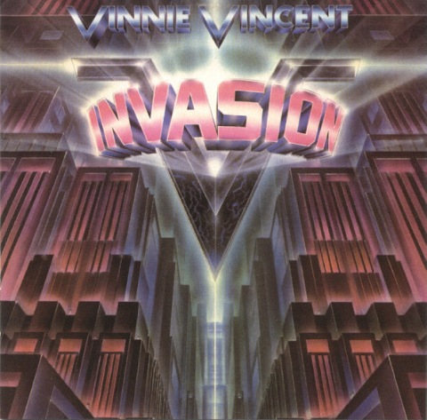 Vinnie Vincent Invasion - Vinnie Vincent Invasion [Vinyl-Rip]