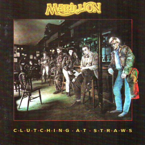 Marillion - Clutching At Straws [Vinyl-Rip] 1987 скачать альбом в формате FLAC (Lossless)