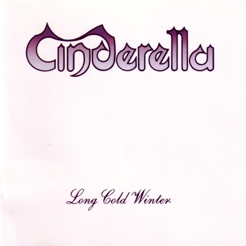 Cinderella - Long Cold Winter [Vinyl-Rip]
