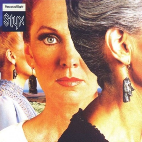 Styx - Pieces Of Eight [Vinyl-Rip]