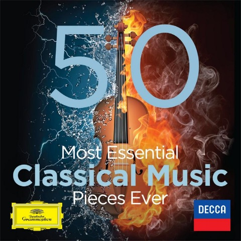 The 50 Most Essential Classical Music Pieces Ever 2013 скачать альбом в формате FLAC (Lossless)