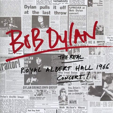 Bob Dylan - The Real Royal A Hall 1966 Concert [Vinyl-Rip]