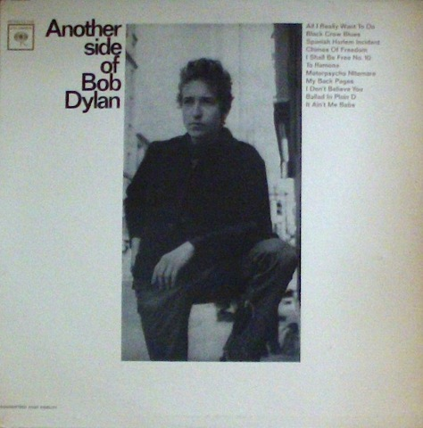 Bob Dylan - Another Side of Bob Dylan [Vinyl-Rip]
