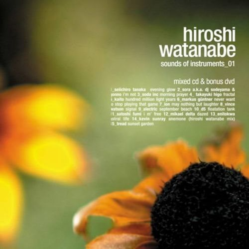 Sounds of Instruments 01 [Mixed by Hiroshi Watanabe] 2005 скачать сборник в формате FLAC (Lossless)