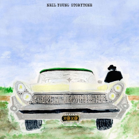 Neil Young - Storytone [Deluxe Edition]