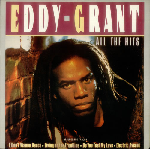 Eddy Grant - All The Hits - The Killer At His Best [Compilation] [Vinil Rip] 1984 скачать альбом в формате FLAC (Lossless)