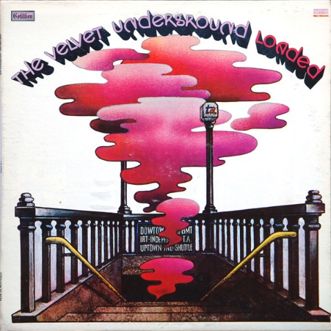 The Velvet Underground - Loaded [Vinyl-Rip] 1970 скачать альбом в формате FLAC (Lossless)