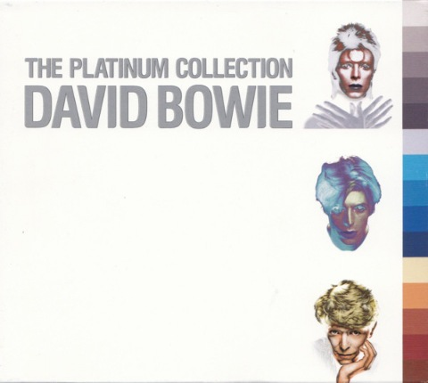 David Bowie - The Platinum Collection 2005 скачать альбом в формате FLAC (Lossless)