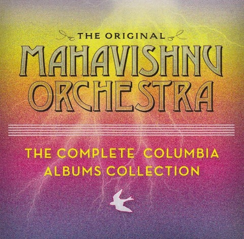 The Original Mahavishnu Orchestra - The Complete Columbia Albums Collection [5CD BoxSet] 2011 скачать сборник в формате FLAC (Lossless)