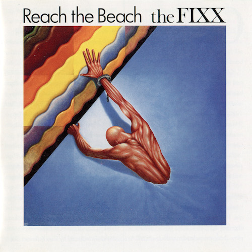 The Fixx - Reach the beach [Remastered]