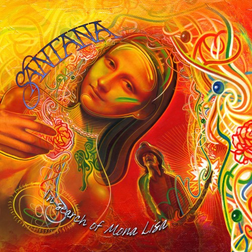Santana - In Search of Mona Lisa [EP]