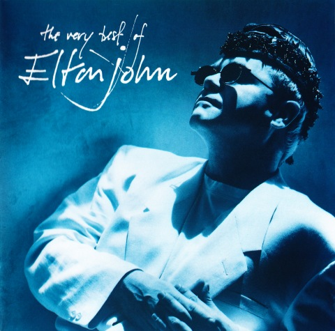 Elton John - The Very Best Of Elton John 1996 скачать альбом в формате FLAC (Lossless)