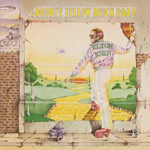 Elton John - Goodbye Yellow Brick Road (40th Anniversary Celebration) [Remaster HDtracks]