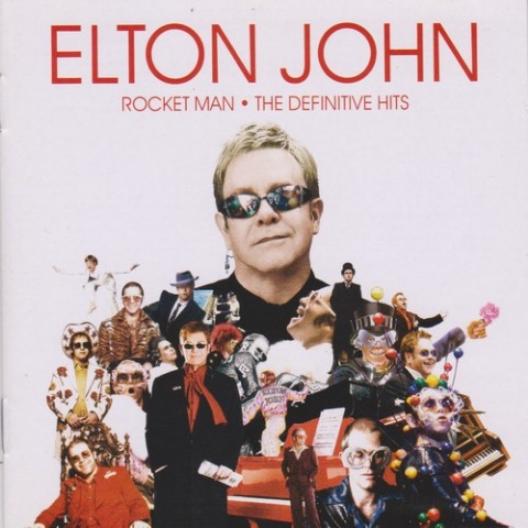 Elton John - Rocket Man: The Definitive Hits 2007 скачать альбом в формате FLAC (Lossless)