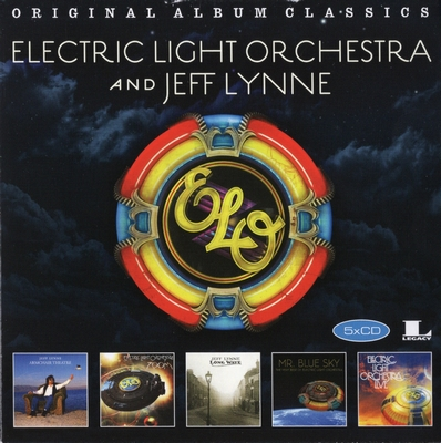 Electric Light Orchestra & Jeff Lynne - Original Album Classics (5CD Box Set)