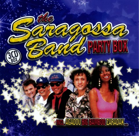 Saragossa Band - Party Box [3CD-Box] 2002 FLAC скачать торрентом