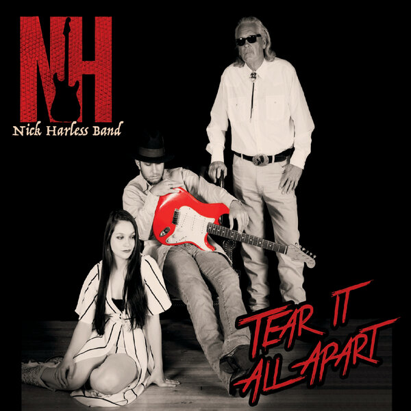 Nick Harless Band - Tear It All Apart 2019 FLAC скачать торрентом