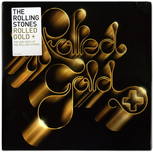 The Rolling Stones - Rolled Gold+: The Very Best of Rolling Stones [Mastering YMS X]