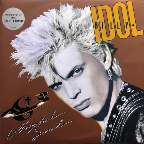 Billy Idol - Whiplash Smile [Vinyl-Rip]