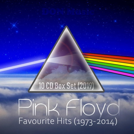 Pink Floyd - Favourite Hits [10CD]