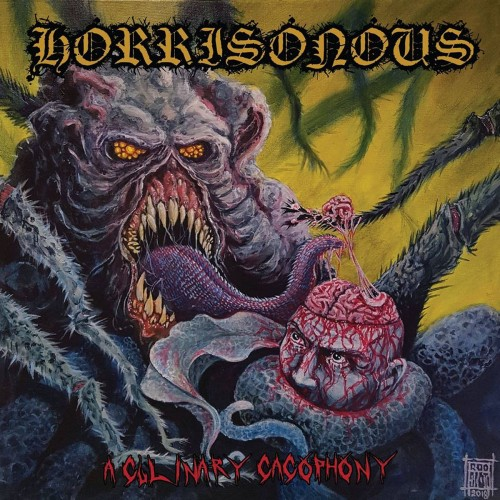Horrisonous - A Culinary Cacophony