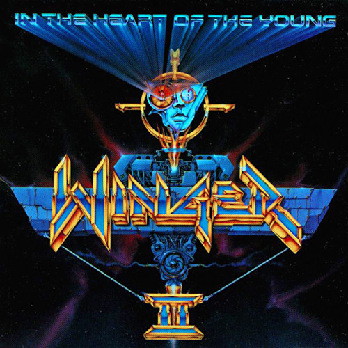 Winger - WIn The Heart Of The Young [Vinyl-Rip] 1990 скачать альбом в формате FLAC (Lossless)