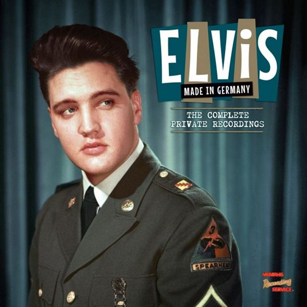 Elvis Presley - Made in Germany [The Complete Private Recordings]