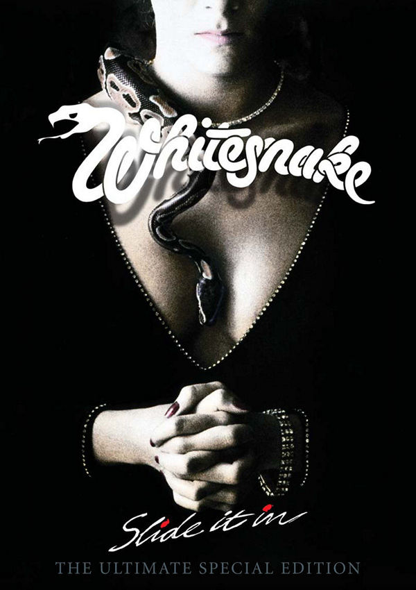 Whitesnake - Slide It In [The Ultimate Edition, Remaster] 2019 скачать сборник в формате FLAC (Lossless)