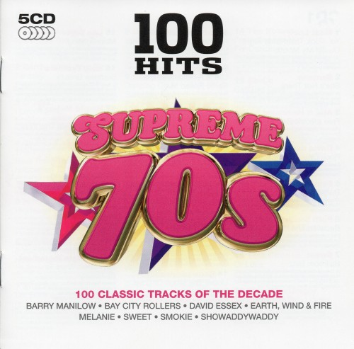 100 Hits: Supreme 70s [5CD]
