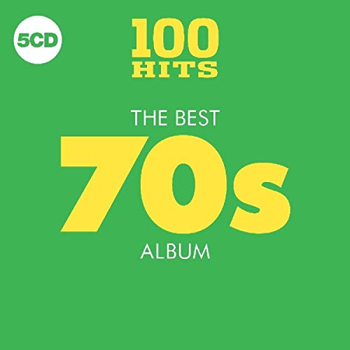 100 Hits: The Best 70s Album [5CD]