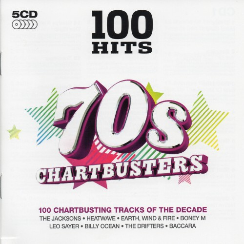 100 Hits: 70s - Chartbusters [5CD]