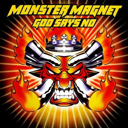 Monster Magnet - God Says No [Deluxe Edition 2CD] 2015 FLAC скачать торрентом