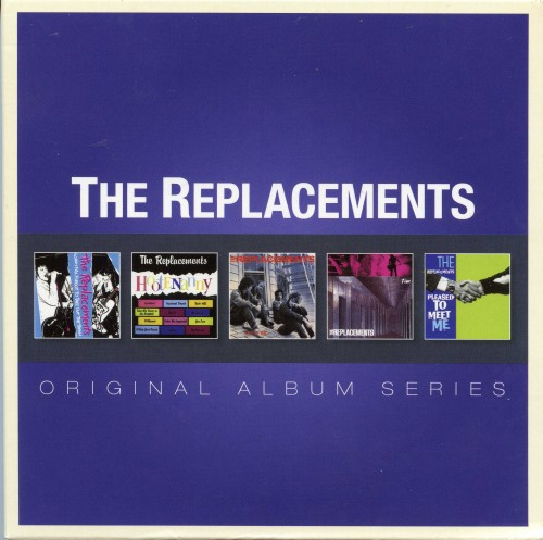 The Replacements - Original Album Series (5CD)