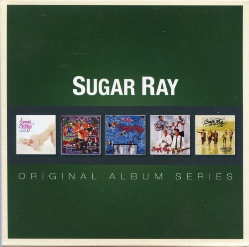 Sugar Ray - Original Album Series (5CD)