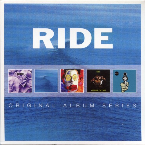 Ride - Original Album Series (5CD)
