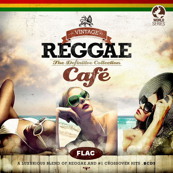 Vintage Reggae Cafe: Collection