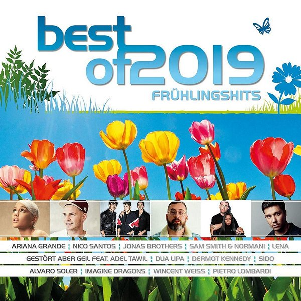 Best Of 2019 - Fruhlingshits [2CD]