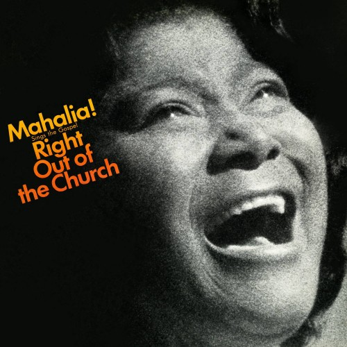Mahalia Jackson - Sings The Gospel Right Out Of The Church [Mastering YMS Х]