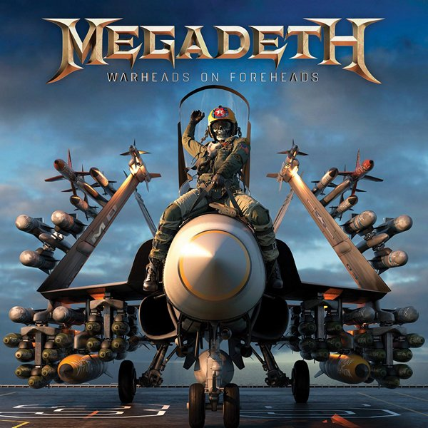Megadeth - Warheads On Foreheads [3CD]