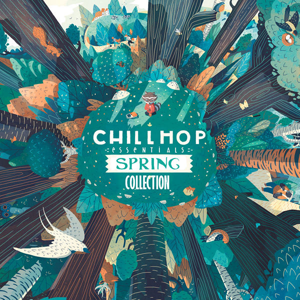 Chillhop Essentials Spring...Collection 2016-2019 скачать сборник в формате FLAC (Lossless)