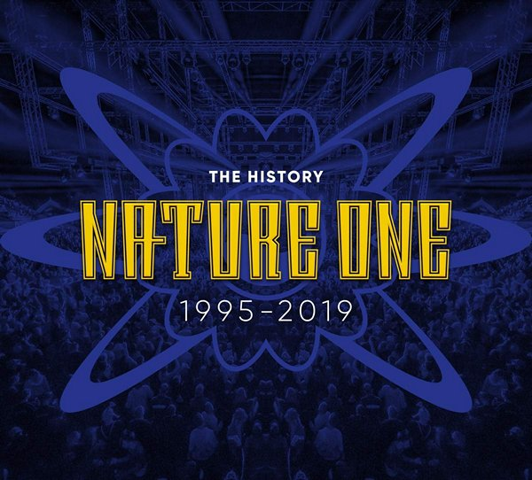 Nature One The History 1995-2019 [4CD]