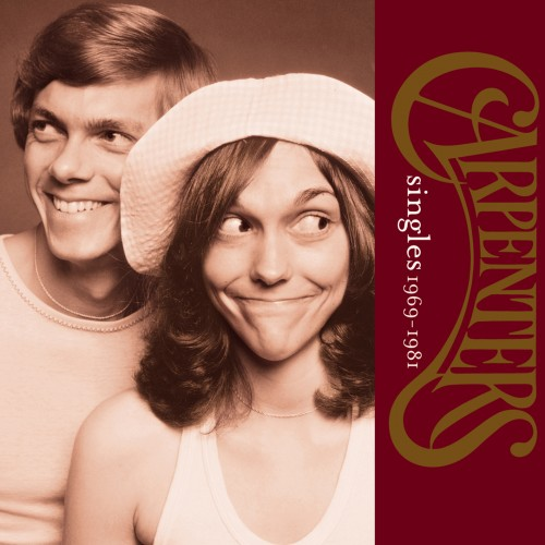 Carpenters ‎– The Singles 1969-1973 [Mastering YMS X] 1999 скачать альбом в формате WAV (Lossless)